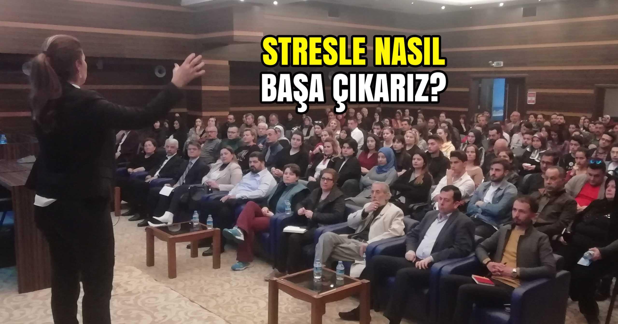 UZMAN PSİKOLOG ALTSO AKADEMİ'DE ANLATTI