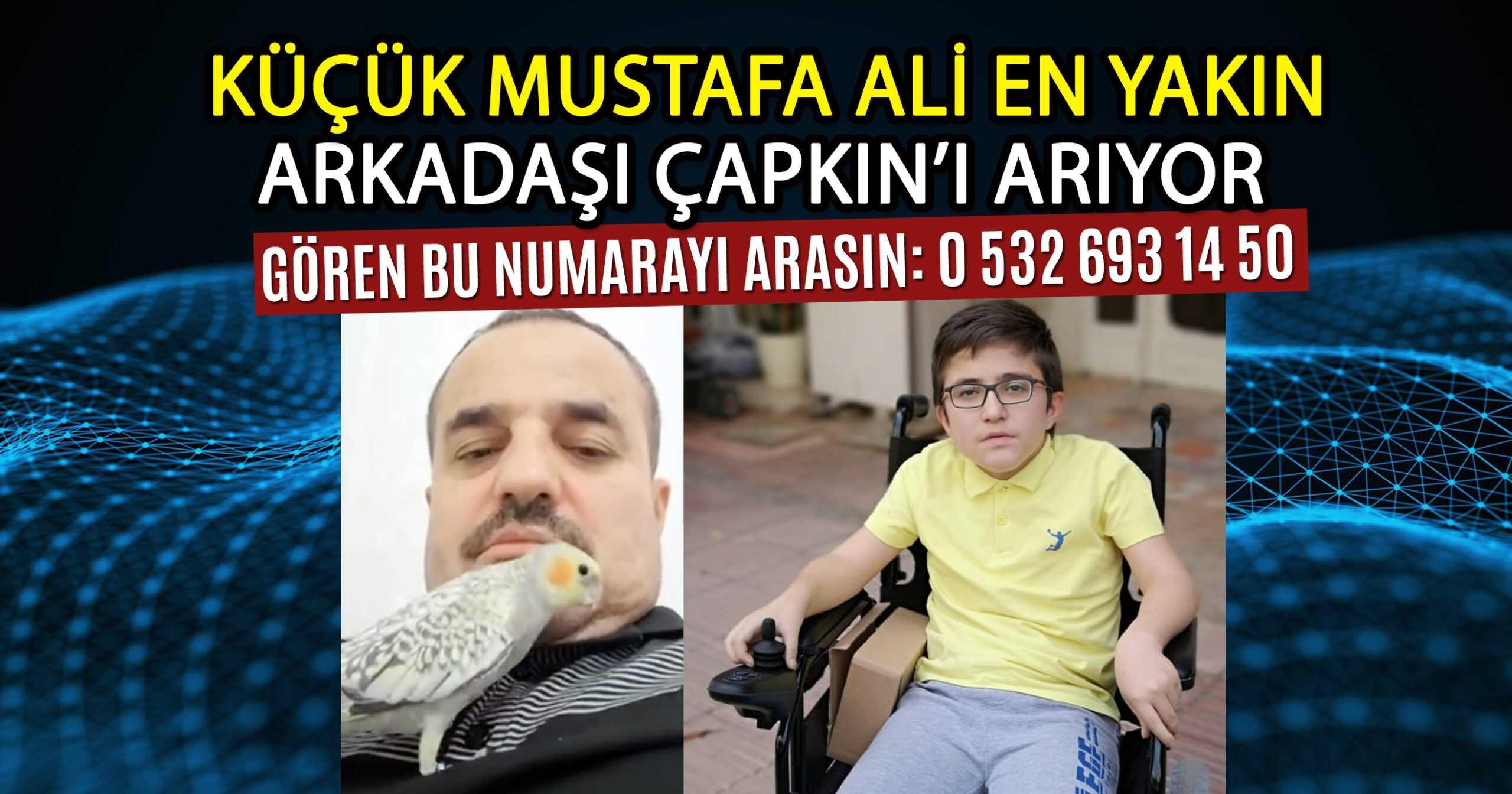 DEMİRELLİ AİLESİ ÇAPKIN'I ARIYOR