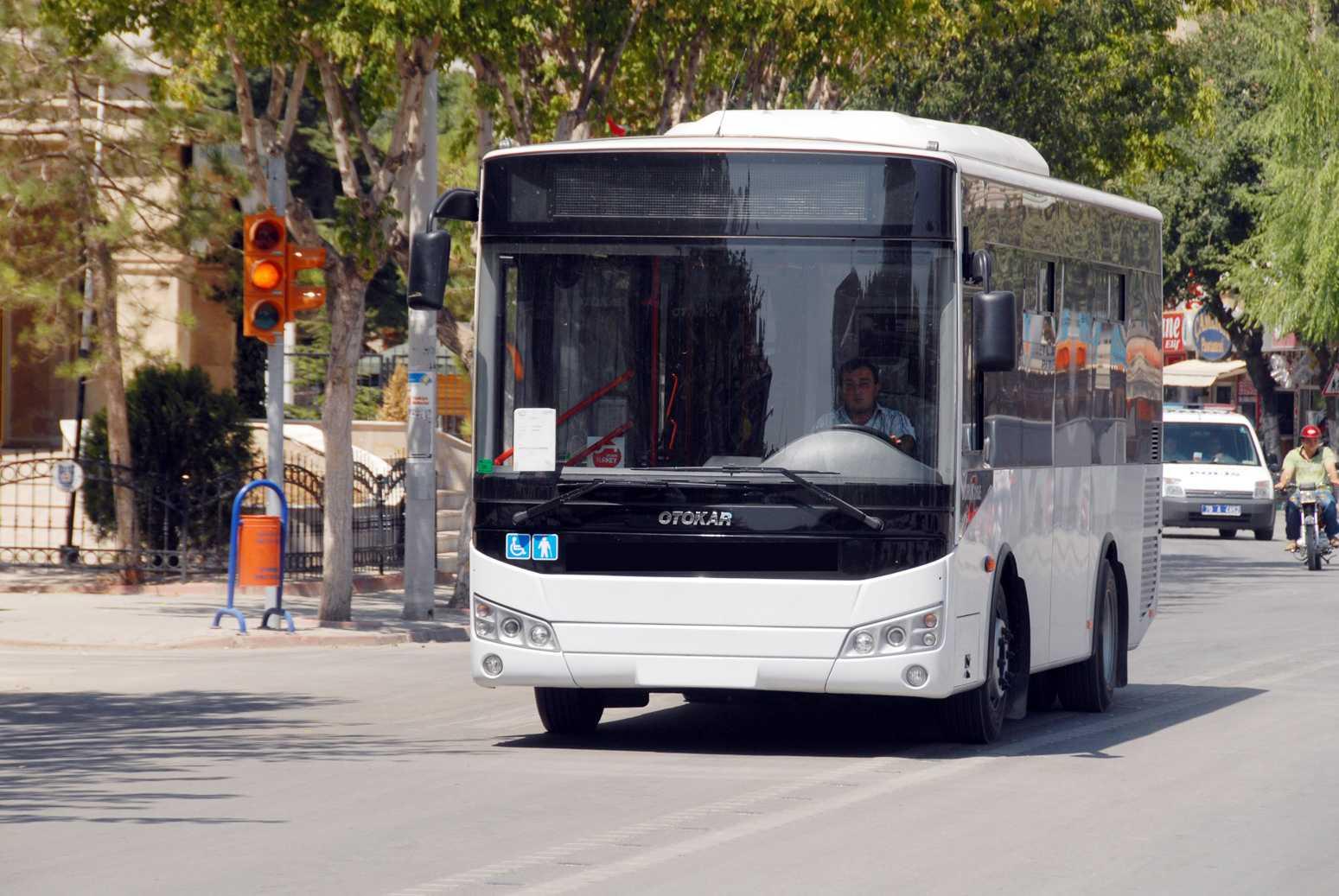 Alanya'daki otobüslerde gençlere müjde