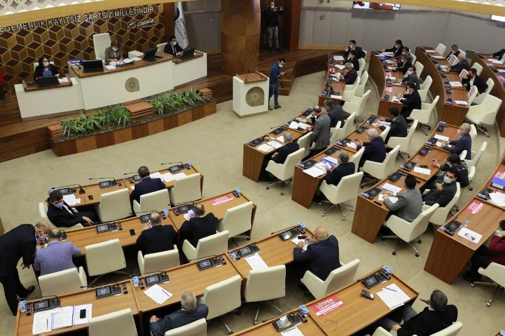 Büyükşehir Meclisi Şubat ayı toplantısı yapıldı