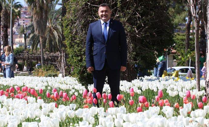 Başkan Yücel, Alanya halkının bayramını kutladı