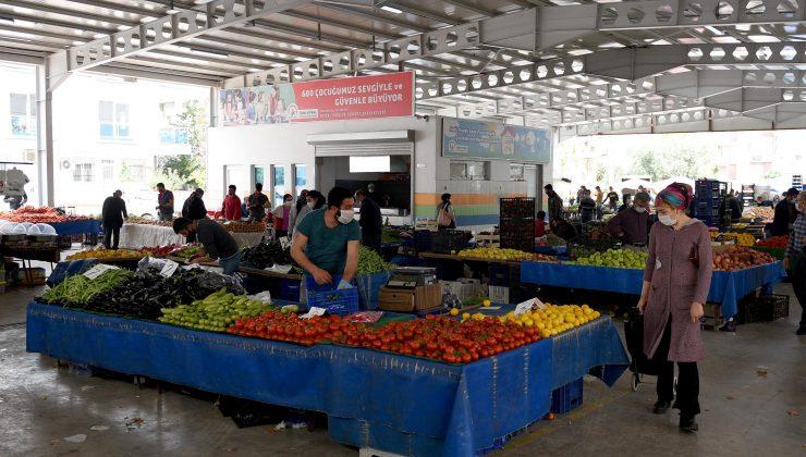 Alanya Belediyesi 24 pazar alanını kiraya verecek