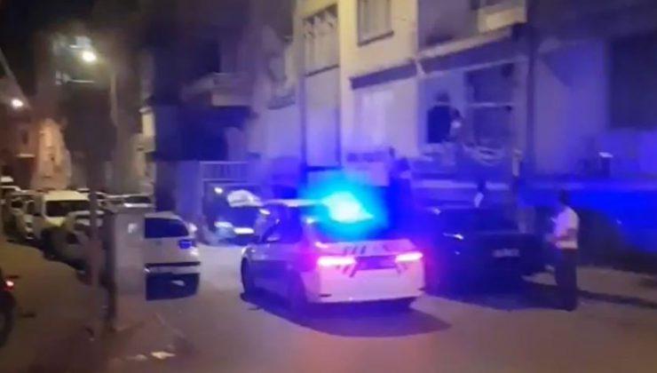 Ehliyetsiz sürücü ile polisin nefes kesen kovalamacası