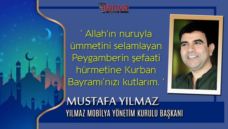 Mustafa Yılmaz: 'Allah'ın nuruyla ümmetini selamlayan…'