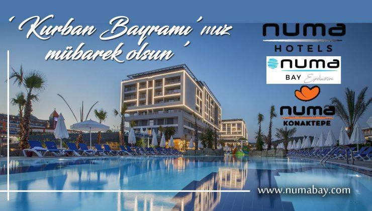 Numa Hotels: Kurban Bayramı'mız mübarek olsun