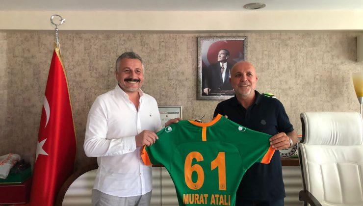 TEF Başkanı Atalı'dan Alanyaspor'a ziyaret