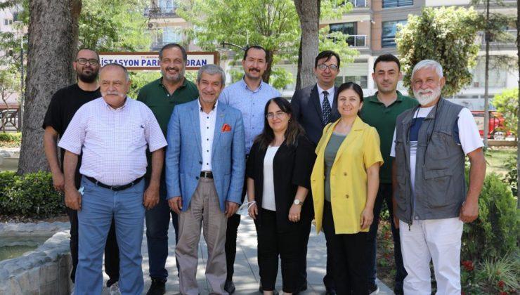 Gazeteciler Batı Akdeniz'de de dertli