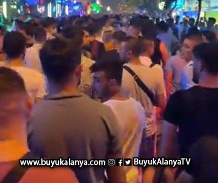 İşte bayramda Alanya'nın gece hayatı I VİDEO HABER
