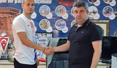 Alanya Kestelspor'da 8'inci transfer